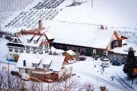 Weihnachtsdorf auf dem Winzerhof Huber