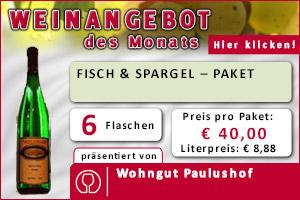 FISCH & SPARGEL PAKET