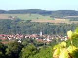 Thüngersheim in Franken<br /> <br /> Bildquelle: Weingut Gregor Schwab