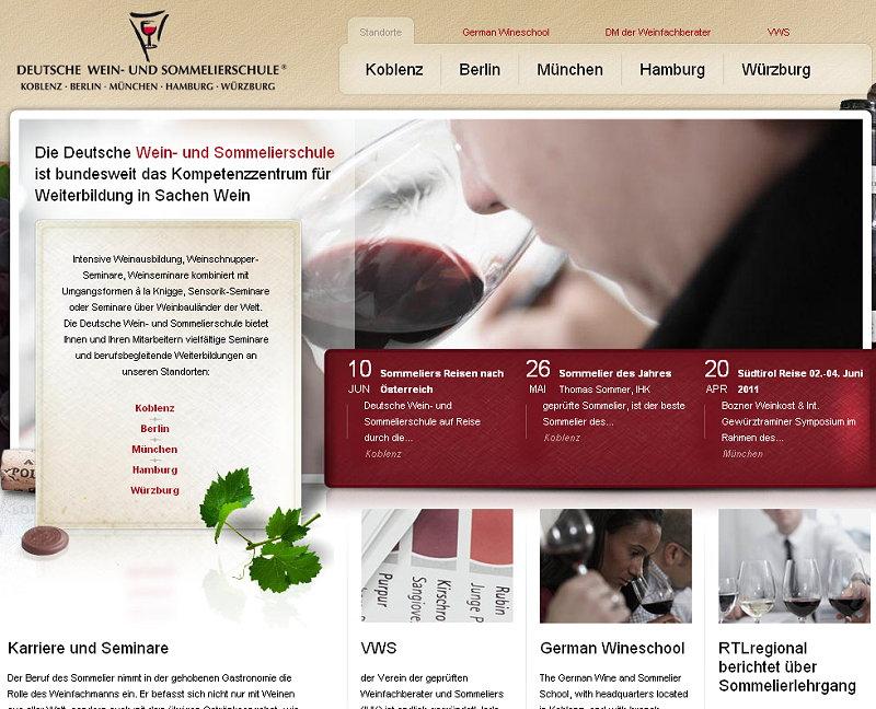 Deutsche Wein- und Sommelierschule