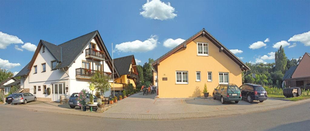 Weingut Wirtz-Peters - Wohnhaus