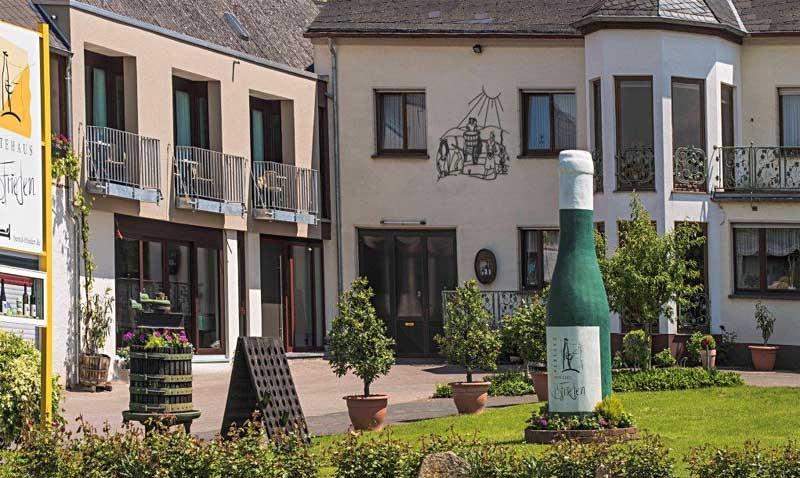 Weingut - Gästehaus Bernd Frieden Obermosel