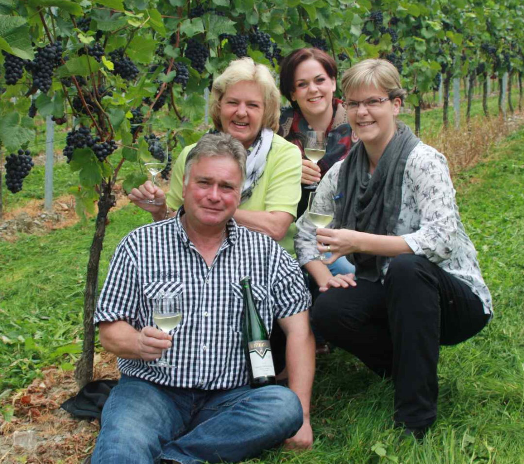 Winzerfamilie vom Matthiashof