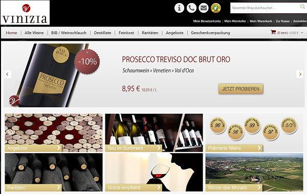Gute und beliebte Weine aus den Weinregionen Italiens