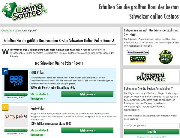 online casino schweiz www onlinecasino de